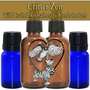Critter Zen - Animal, Wild Crafted Essential Oil Blends